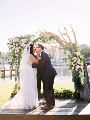 Fine Art Seaside Wedding by Alp & Isle and Supposey 27