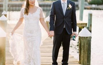 Fine Art Seaside Wedding by Alp & Isle and Supposey 30