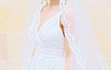Fine Art Wedding Inspiration by Liz Baker Photography 58