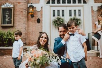 Fun & Stylish Wedding by Pat Robinson Photography 45