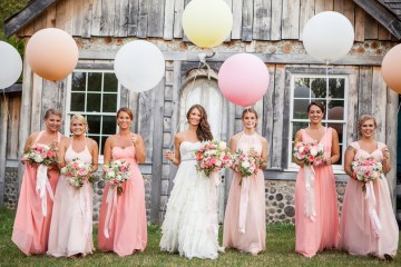 Gorgeous Whimsical Wedding by Krista Lee Photography and Cedarwood Weddings 28