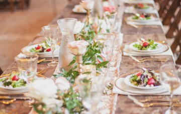 Gorgeous Whimsical Wedding by Krista Lee Photography and Cedarwood Weddings 31