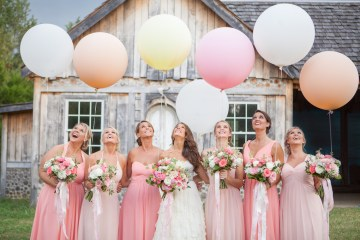 Gorgeous Whimsical Wedding by Krista Lee Photography and Cedarwood Weddings 9