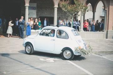 Italian Wedding with a Greek Theme by Infraordinario Wedding 10