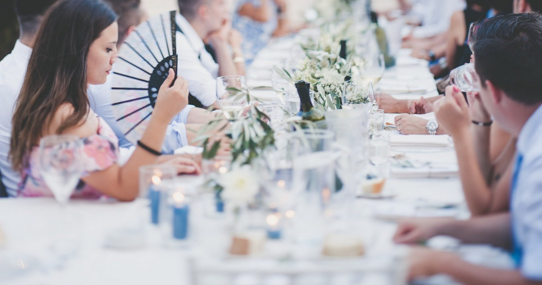 A Sweet Italian Wedding with an Ode to All Things Greek