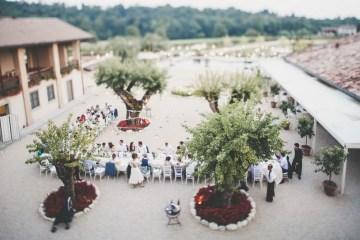 Italian Wedding with a Greek Theme by Infraordinario Wedding 75
