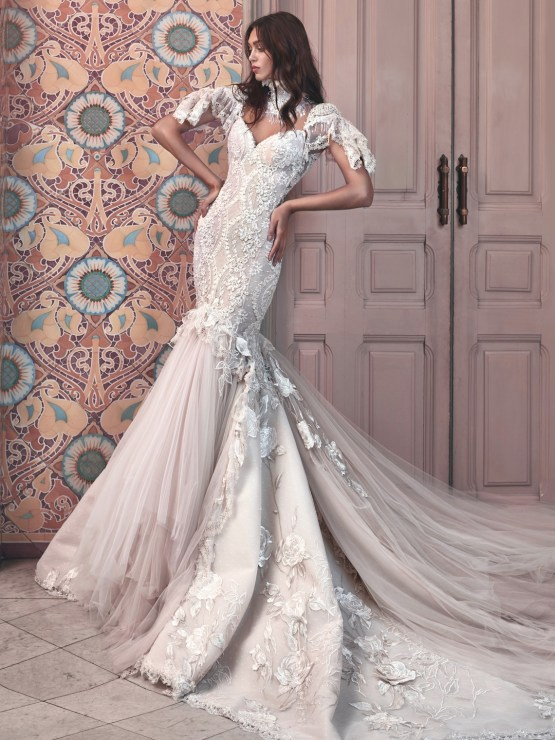 Ms. Genesis Galia Lahav Wedding Dress Collection 2018 19