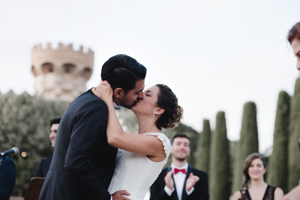 Multicultural Wedding in Barcelona by Visual Foto and Marry Me In Spain 23