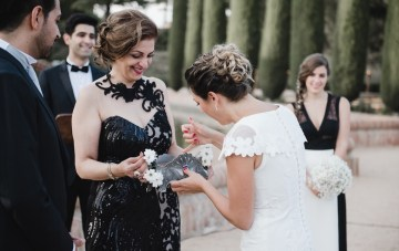 Multicultural Wedding in Barcelona by Visual Foto and Marry Me In Spain 25