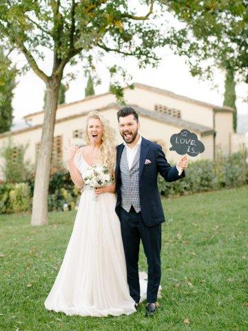 Pretty Tuscan Wedding by Facibeni Fotografia 22
