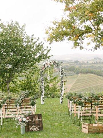 Pretty Tuscan Wedding by Facibeni Fotografia 30