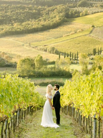 Pretty Tuscan Wedding by Facibeni Fotografia 49