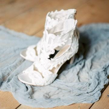 Pretty Warehouse Wedding Inspiration by Natashia Nicole Photography 13