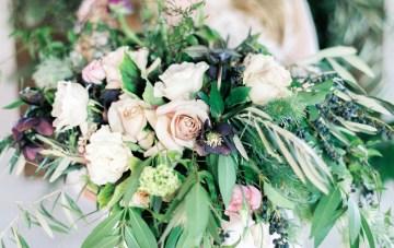 Pretty Warehouse Wedding Inspiration by Natashia Nicole Photography 21