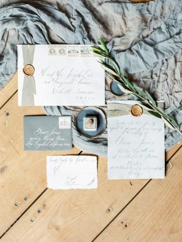 Pretty Warehouse Wedding Inspiration by Natashia Nicole Photography 25