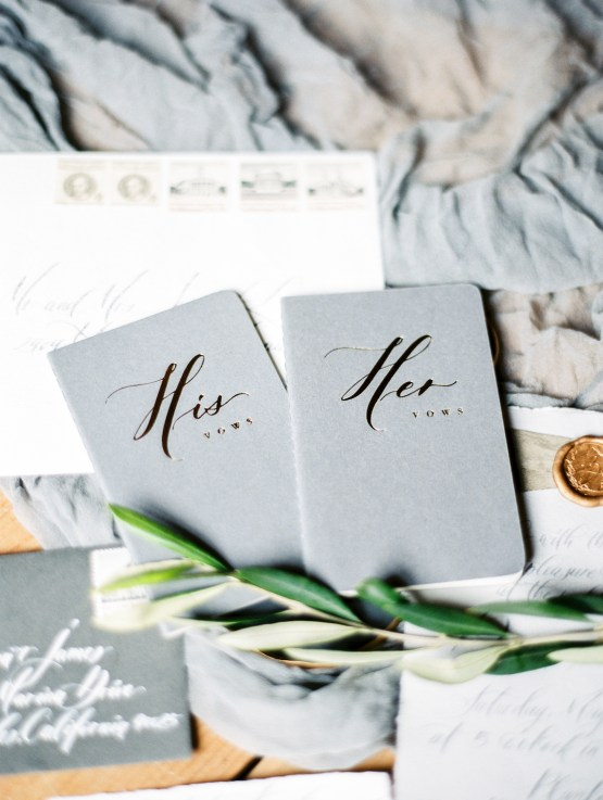 Pretty Warehouse Wedding Inspiration by Natashia Nicole Photography 27