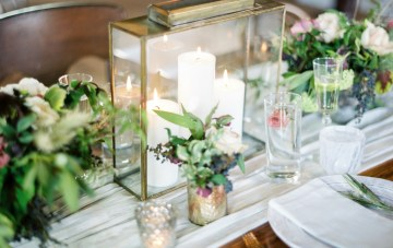 Pretty Warehouse Wedding Inspiration by Natashia Nicole Photography 40