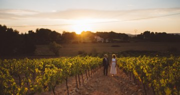 Relaxed and Simple Wedding in France by Time of Joy Photography 37