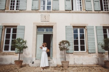 Relaxed and Simple Wedding in France by Time of Joy Photography 46