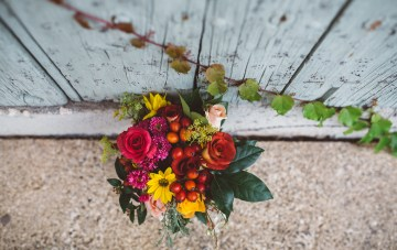 Relaxed and Simple Wedding in France by Time of Joy Photography 7