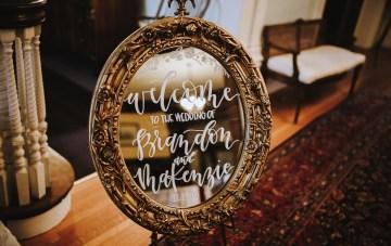 Romantic Winter Wedding by Brandi Potter Photography 27