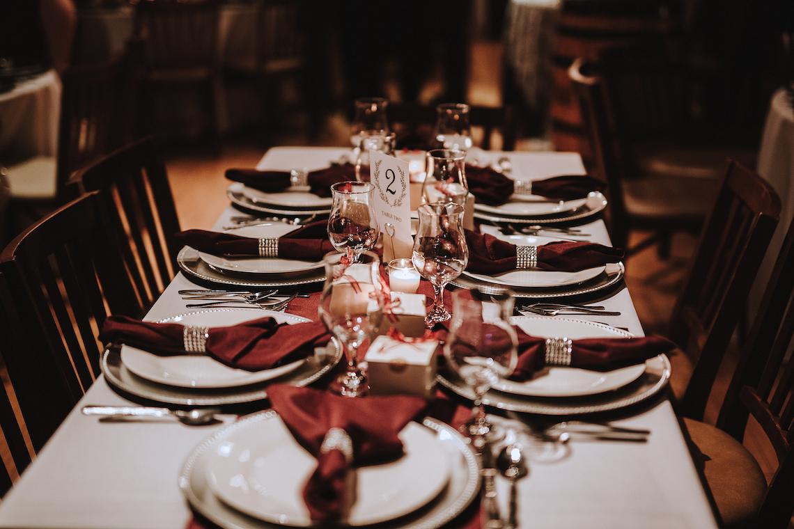 Romantic Winter Wedding by Brandi Potter Photography 29