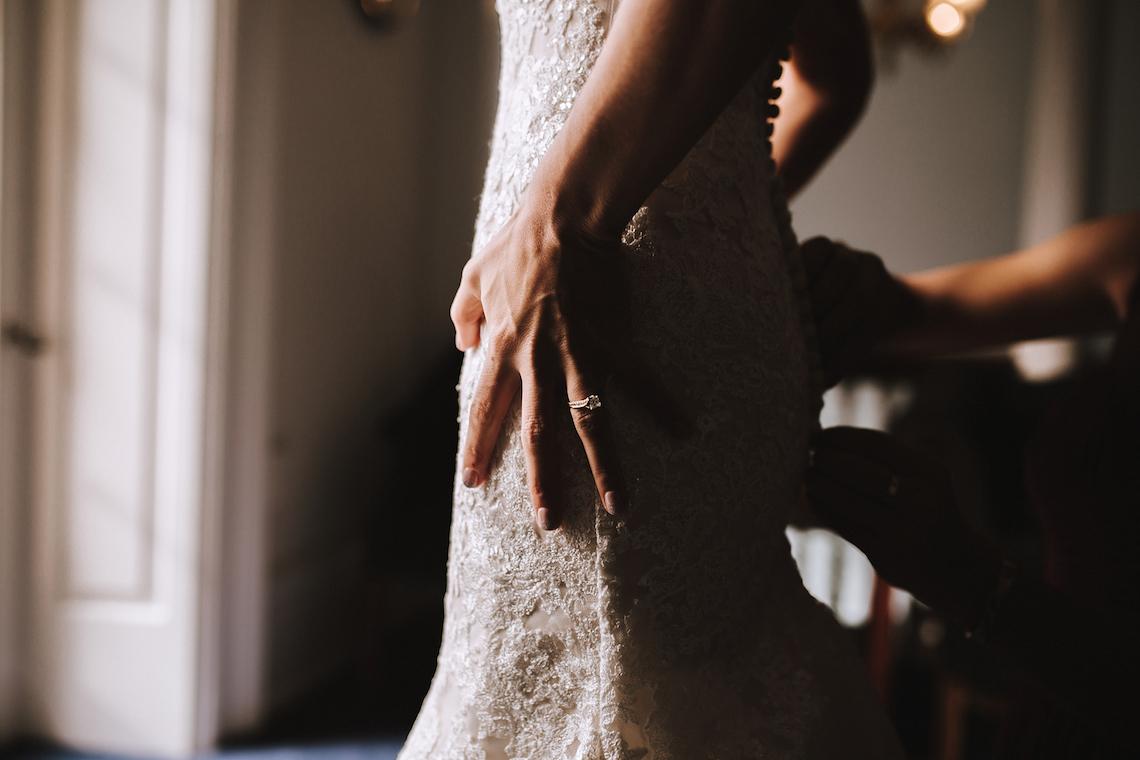 Romantic Winter Wedding by Brandi Potter Photography 34