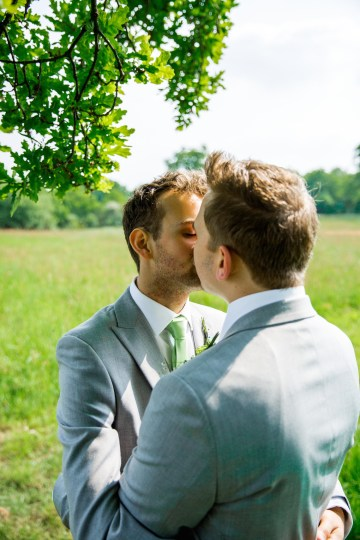 Sweet Same Sex Wedding in England by Becky Bailey Photography 6