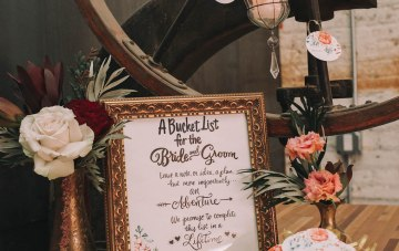 Vintage Travel Wedding Inspiration by Alexandria Odekirk Photography and Dotted Events 23