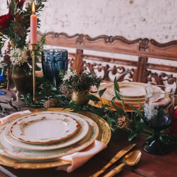 Vintage Travel Wedding Inspiration by Alexandria Odekirk Photography and Dotted Events 38