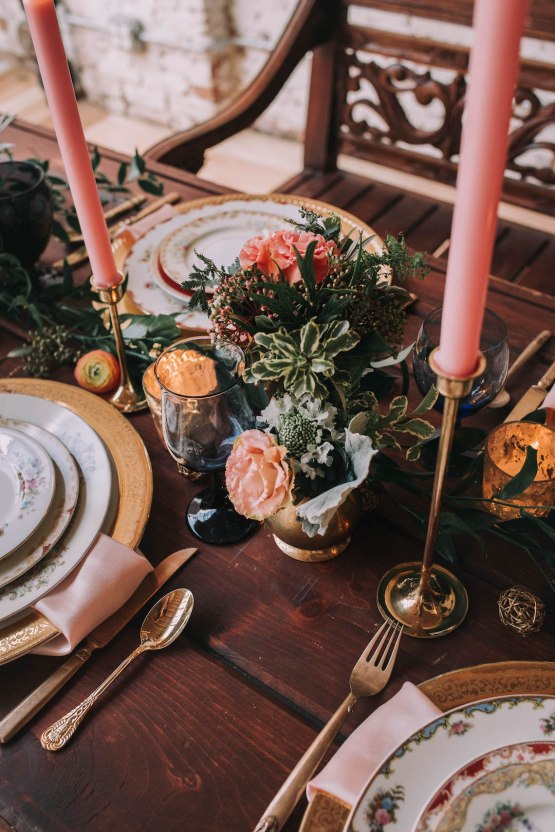 Vintage Travel Wedding Inspiration by Alexandria Odekirk Photography and Dotted Events 41
