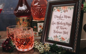Vintage Travel Wedding Inspiration by Alexandria Odekirk Photography and Dotted Events 6