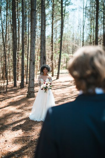 Whimsical Barn Wedding Inspiration by Glorious Moments Photography and Sara Gillianne 10
