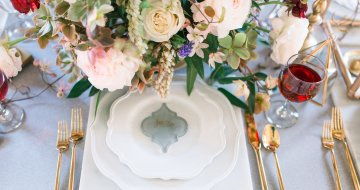 Whimsical Barn Wedding Inspiration by Glorious Moments Photography and Sara Gillianne 26