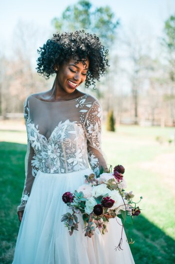 Whimsical Barn Wedding Inspiration by Glorious Moments Photography and Sara Gillianne 28