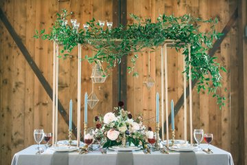 Whimsical Barn Wedding Inspiration by Glorious Moments Photography and Sara Gillianne 31