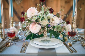 Whimsical Barn Wedding Inspiration by Glorious Moments Photography and Sara Gillianne 53