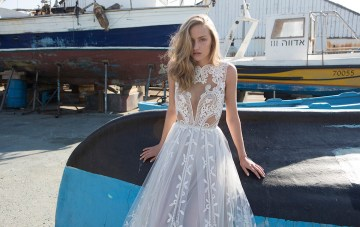 Low-Key Luxury: Alon Livné Wedding Dress Collection Shoot