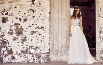 Eternal Heart: Anna Campbell Wedding Dress Collection