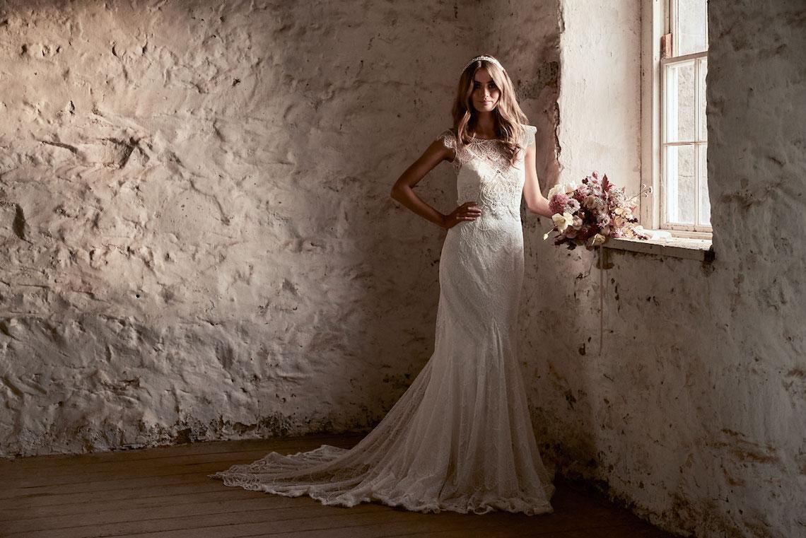 Eternal Heart: Anna Campbell Wedding Dress Collection