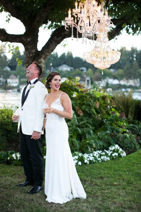 Beautiful Lakehouse Wedding by Jamie Rae Photo 52