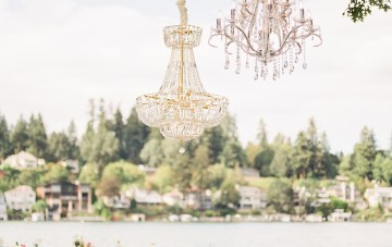 Beautiful Lakehouse Wedding by Jamie Rae Photo 57