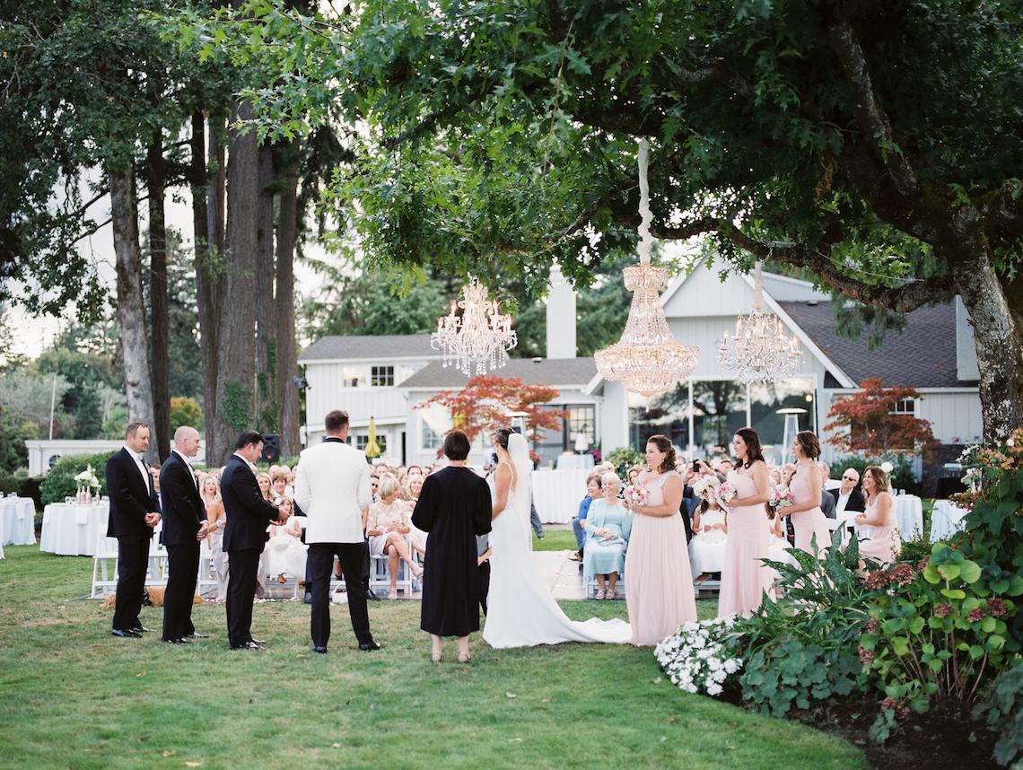 Beautiful Lakehouse Wedding by Jamie Rae Photo 69