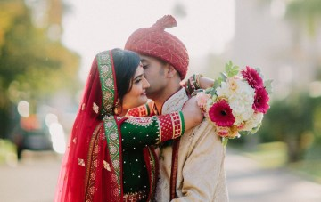 Beautiful Wedding Photo Session by Let's Frolic Together 24