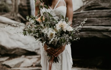 Boho Wedding Inspiration by Trek and Bloom Photography Co.41