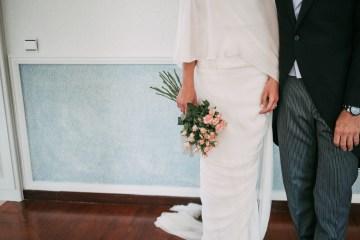 Cool Spanish Wedding by Sara Lobla and La Puta Suegra 21