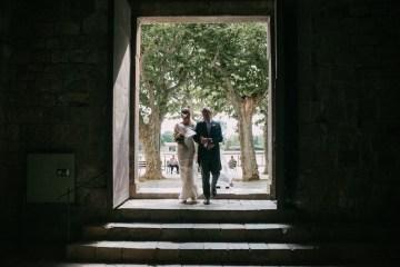 Cool Spanish Wedding by Sara Lobla and La Puta Suegra 22