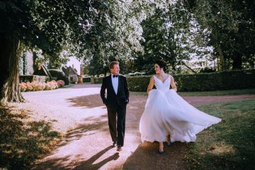 Glamorous French Wedding by Alisabeth Von Presley and Fete in France 42