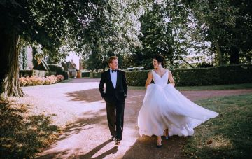 Romantic, Glamorous & Intimate Wedding Film