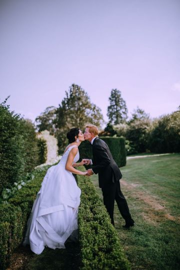 Glamorous French Wedding by Alisabeth Von Presley and Fete in France 43